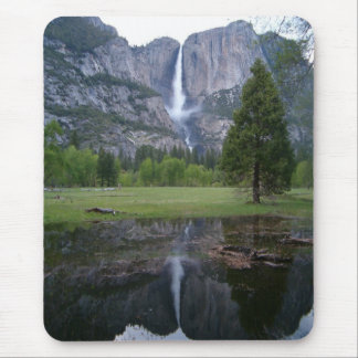 Yosemite Falls reflexion Musmatta