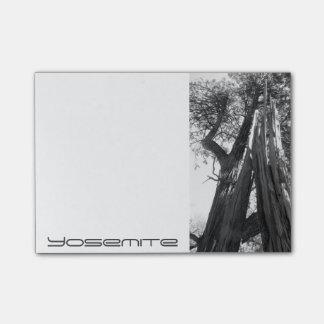 Yosemite haffar post-it block