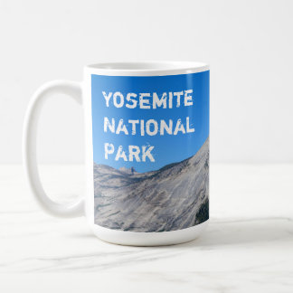 Yosemite halv kupol kaffemugg