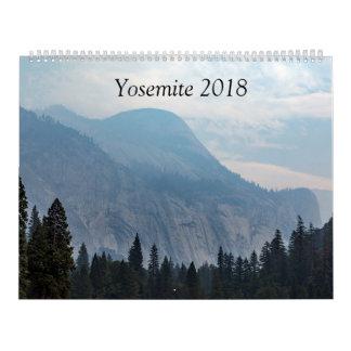 Yosemite Kalender