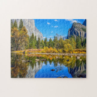 Yosemite nationalpark pussel