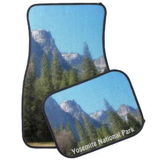 Yosemite nationalparkbilmattor bilmatta