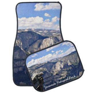 Yosemite nationalparkturism bilmatta