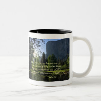 Yosemite Psalmmugg Två-Tonad Mugg