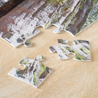 Yosemite stort trädpussel pussel