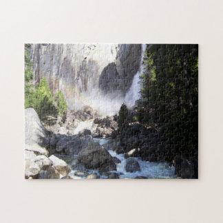 Yosemite vattenfallpussel pussel