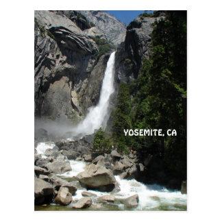 Yosemite vykort! vykort