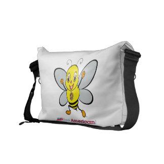YouBee™ messenger bag