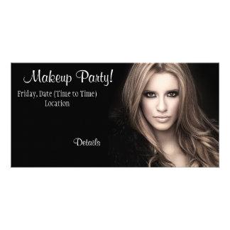 Younique partykort fotokort
