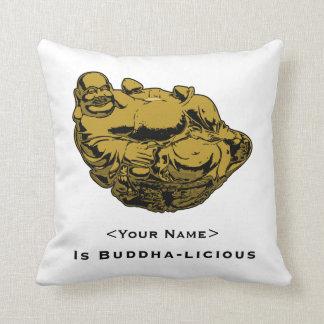 <Your Name> Är Buddha-lcious Kudde
