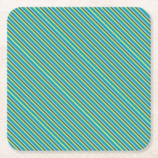 yourt underlägg papper kvadrat