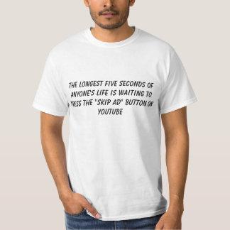 Youtube skjorta t-shirts