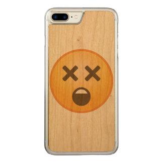 Yr Emoji Carved iPhone 7 Plus Skal