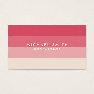 Yrkesmässig elegant Cosmetologist för Visitkort