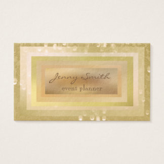 Yrkesmässig elegant damastast bokeh visitkort