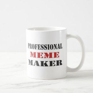 Yrkesmässig Meme tillverkare Kaffemugg