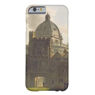 Yttre av den Brasenose högskolan och Radcliffe Barely There iPhone 6 Skal