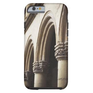 Yttre av en universiteten i Granada, Spanien Tough iPhone 6 Fodral