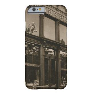 Yttre av Fabergen shoppa, St Petersburg, earl Barely There iPhone 6 Fodral
