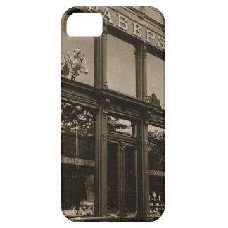 Yttre av Fabergen shoppa, St Petersburg, earl iPhone 5 Case-Mate Skydd
