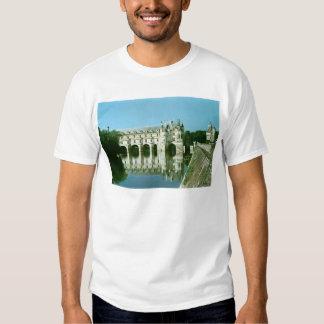 Yttre beskåda av donjonen tee shirt