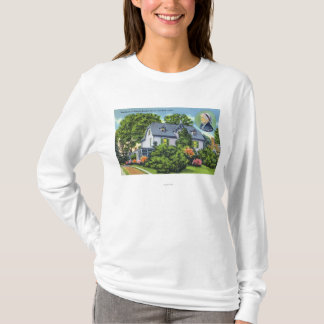 Yttre beskåda av Harriet Beecher Stowes Tshirts