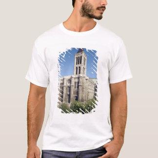 Yttre beskåda från de södra väster, 1122-1281 t-shirts