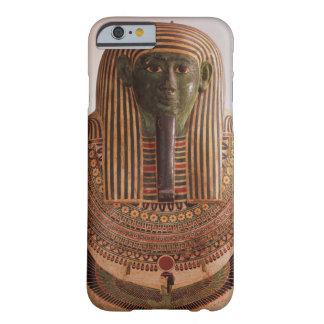 Yttre lock av sarkofaget av Psametik mig (664-61 Barely There iPhone 6 Skal