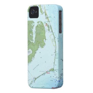 Yttre packa ihop kartan iPhone 4 skydd