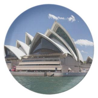 Yttre Sydney operahus, Sydney, ny söder Tallrik