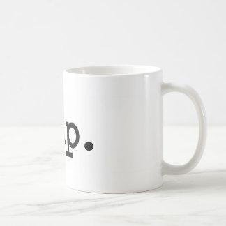 yup. kaffemugg