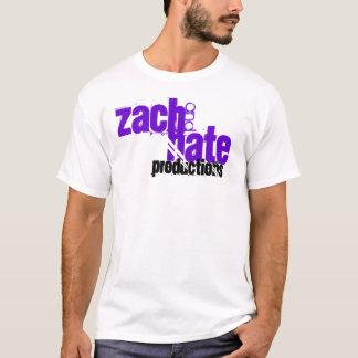Zach och Nate produktionT-tröja Tee Shirt