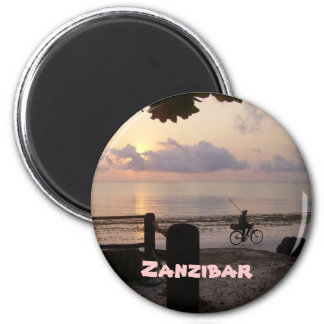 Zanzibar gryning magnet