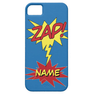 ZAP! beställnings- iphone case iPhone 5 Cover