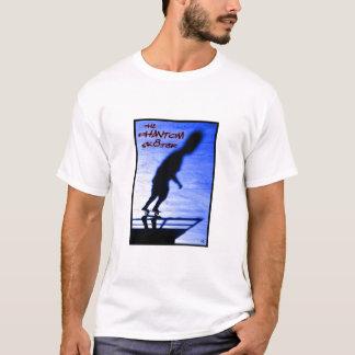 ZAZ102.The-fantom Sk8ter. T-shirt