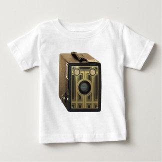 ZAZ425 boxas kameran T-shirts