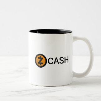 Zcash kaffe koppar och ölSteins