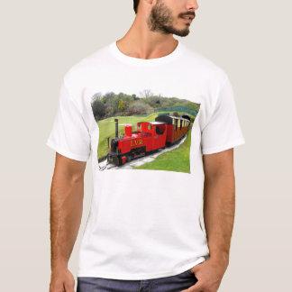 Zebedee ångatåg tee shirt