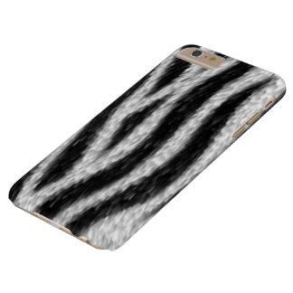 Zebra mönstrad barely there iPhone 6 plus skal