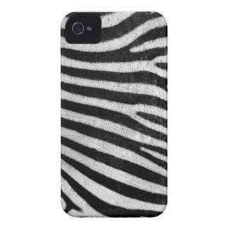 zebra mönstrad blackberry boldfodral iPhone 4 Case-Mate case