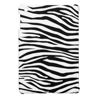 Zebra mönstrad iPad mini skydd