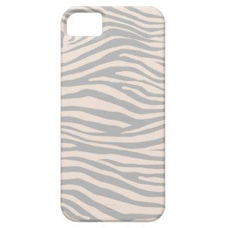 Zebra mönstrad iPhone 5 hud