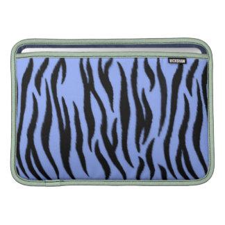 Zebra mönstrad Macbook sleeve