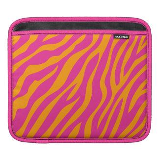 Zebra mönstrad Rickshawsleeve iPad Sleeve
