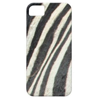 zebra ränder barely there iPhone 5 fodral
