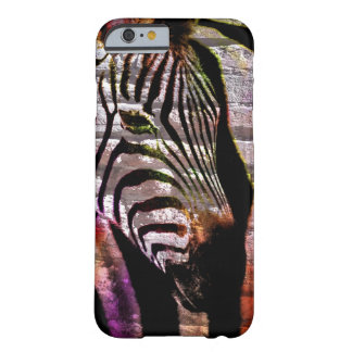 Zebra ränder barely there iPhone 6 skal