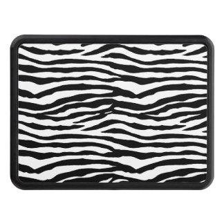 Zebra ränder dragkroksskydd
