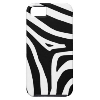 Zebra ränder iPhone 5 Case-Mate cases