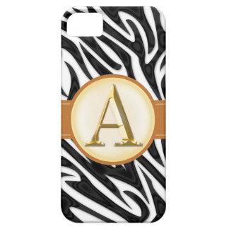 Zebra ränder iPhone 5 cover