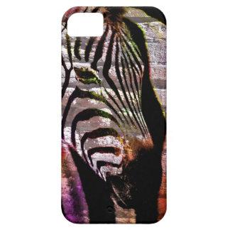 Zebra ränder iPhone 5 fodral